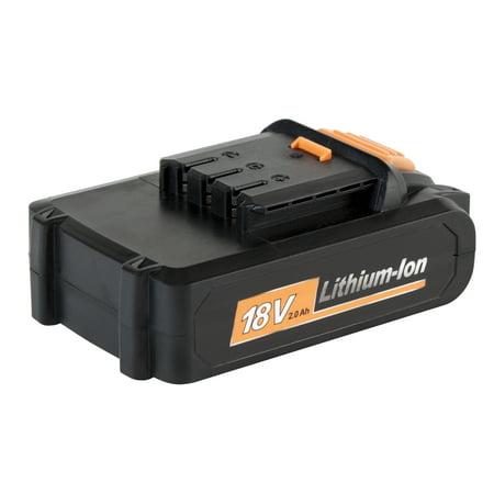 Freeman 18V 2Ah Lithium Ion Compact Slide Battery 18v Lithium Ion Compact