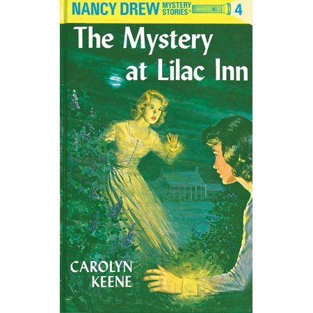 Nancy Drew 04: the Mystery at Lilac Inn (The Inn At Oceans Edge Lincolnville Me)