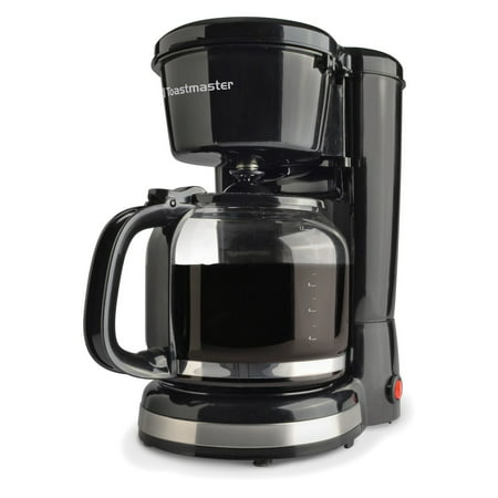 Toastmaster TM-122CM 12-Cup Coffee Maker - Black
