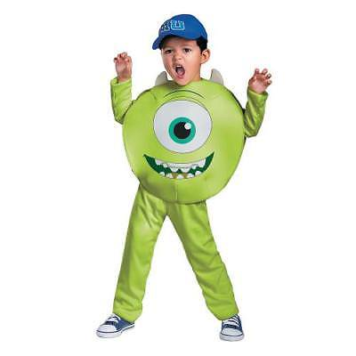 IN-13637602 Mike Toddler Classic Costume For Boys BOYS 4-6](Mike Costume)