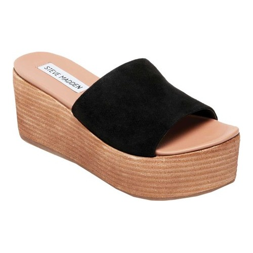 Women's Steve Madden Heated Platform Slide
