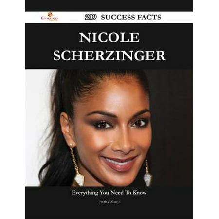 Nicole Scherzinger 209 Success Facts - Everything you need to know about Nicole Scherzinger -