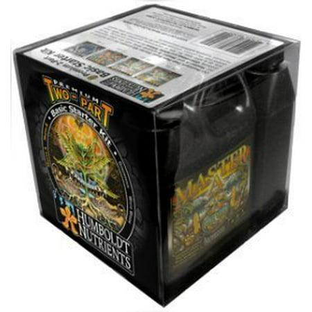 Humboldt Nutrients Master AB 2-Part Box Starter - Humboldt Nutrients Master