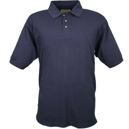 Colorado Timberline Worthington Polo Sport Shirt Cotton Pique W  Taped Shoulders