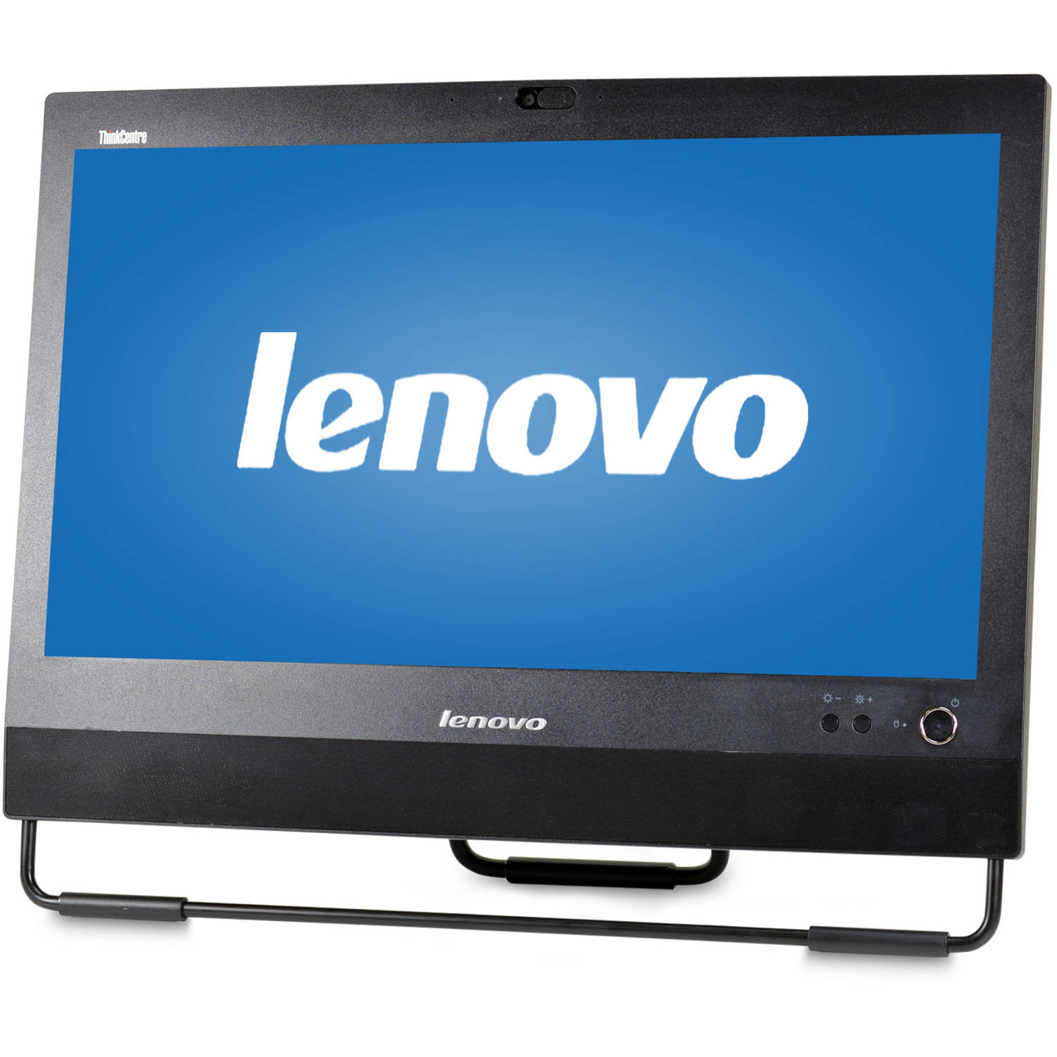 "Refurbished Lenovo ThinkCentre M71z All-in-One Desktop PC with Intel Core i5-2400S Processor, 4GB Memory, 20"" Monitor, 500GB Hard Drive and Windows 10 Pro"