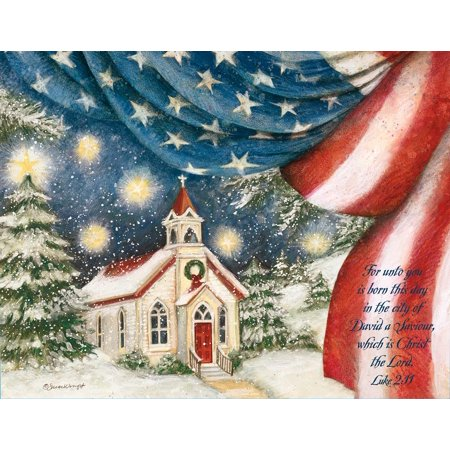 an american christmas christmas cards other walmart com