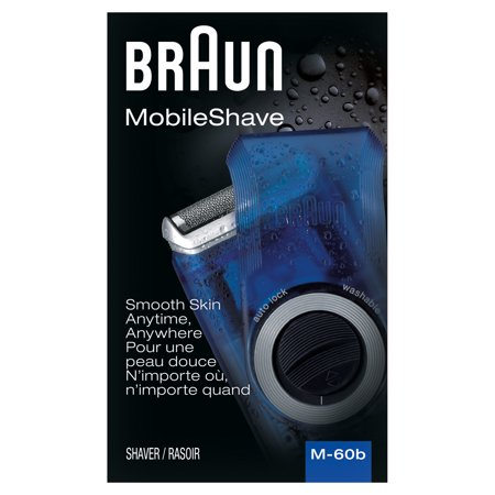 Braun Mobile Shaver - M60b