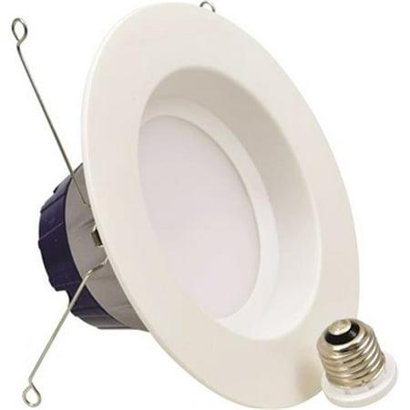 Osram Sylvania 74404 Sylvania Contractor Series Led Recessed Downlight Kit  10 Watts  2700K  80 Cri  Medium Base  120 Volts  White* - image 1 of 1