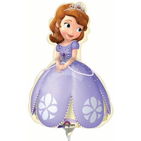 Anagram Sofia The First Pose Mini Shape 3pc 14