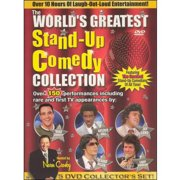 The World's Greatest Stand Up Comedy Collection by