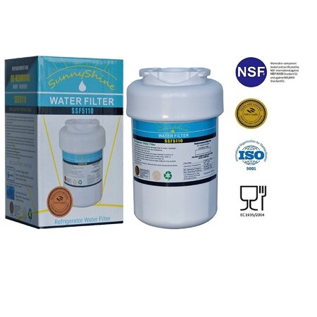 GE MWF SmartWater Compatible Refrigerator Water (Best Haier Refrigerator Water Filters)