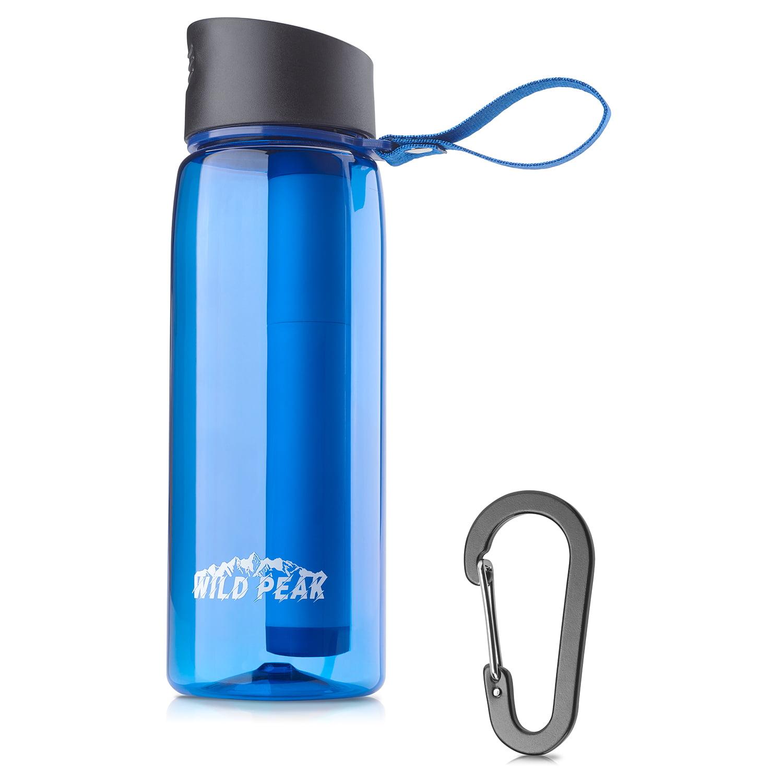 Wild Peak Stay Alive-4 Outdoor 4-Stage Water Filter Straw ...