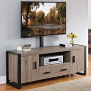 Walker Edison Urban Blend TV Stand with Mount