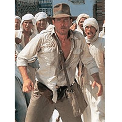 TOT Bag Accessories Indiana Jones Satchel
