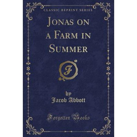 Jonas on a Farm in Summer (Classic - Summers Farm Halloween