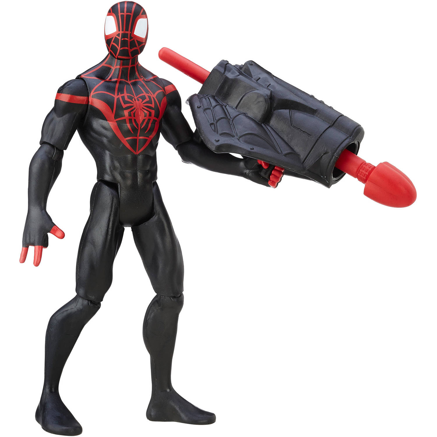 Ultimate spider man tv series peter parker body