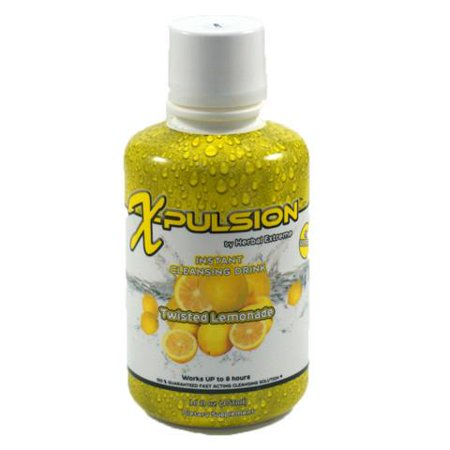 X-PULSION TWISTED LEMONADE 16OZ (Lemonade Bar)