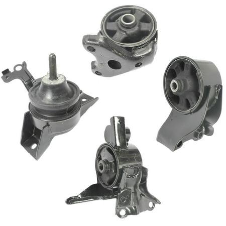 Motor & Trans Mount 4PCS For 01-06 Elantra 2.0L Manual 7128 7115 7116 7118 M155