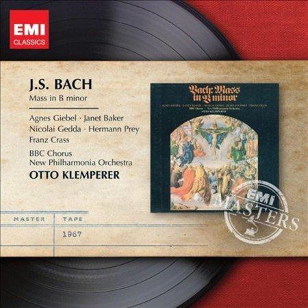 BACH: MASS IN B MINOR [BACH, JOHANN SEBASTIAN] [CD] [1 DISC]