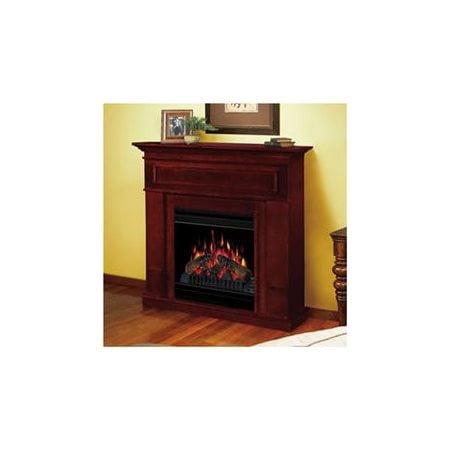 Dimplex Compact Electric Fireplace Cherry Walmart Com