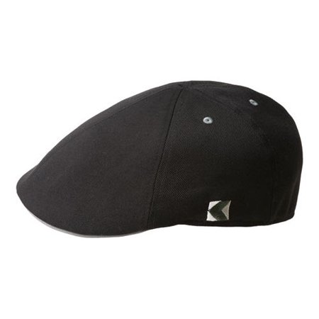 Men's Kangol Wool 6 Panel Flexfit Flat Cap
