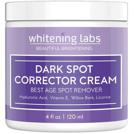 Dark Spot Corrector Cream. Best Dark Age Spot Correcting for Face, Hands, Neck, Body 4 -