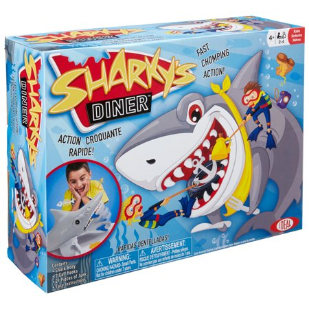 Ideal Sharkys Diner Game