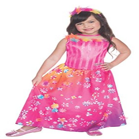 Rubies Barbie and the Secret Door Movie Alexa Costume, Child Small](Barbie And The Rockers Costume)