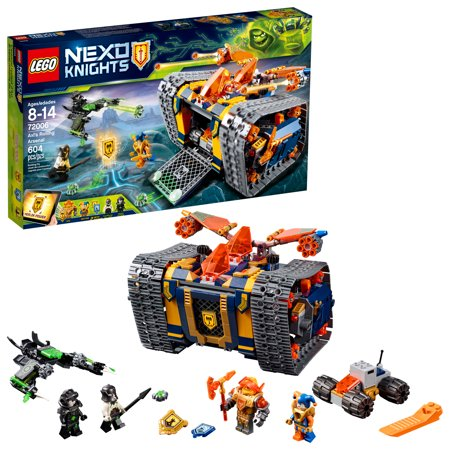 LEGO Nexo Knights Axl's Rolling Arsenal 72006 (604 Pieces) ()