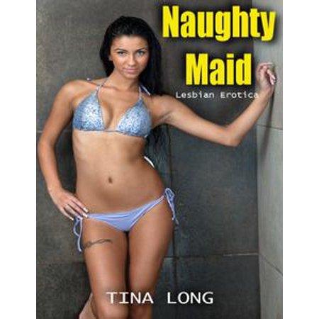 Naughty Maid (Lesbian Erotica) - eBook