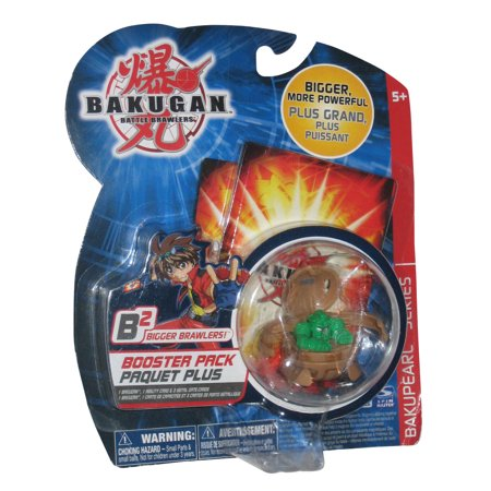 Bakugan Battle Brawlers Bakupearl Series Booster Pack