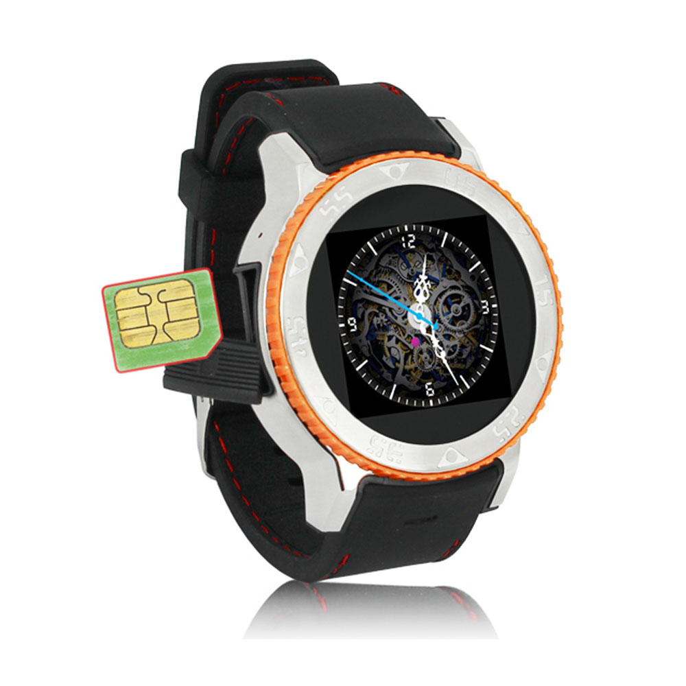 inDigi Factory Unlocked 3G S7 SmartWatch & Phone - Waterp...