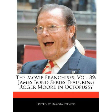 The Movie Franchises  Vol  89  James Bond Series Featuring Roger Moore In Octopussy