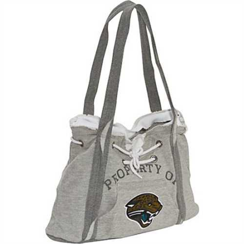 Littlearth NHL Hoodie Purse Grey/Florida Panthers
