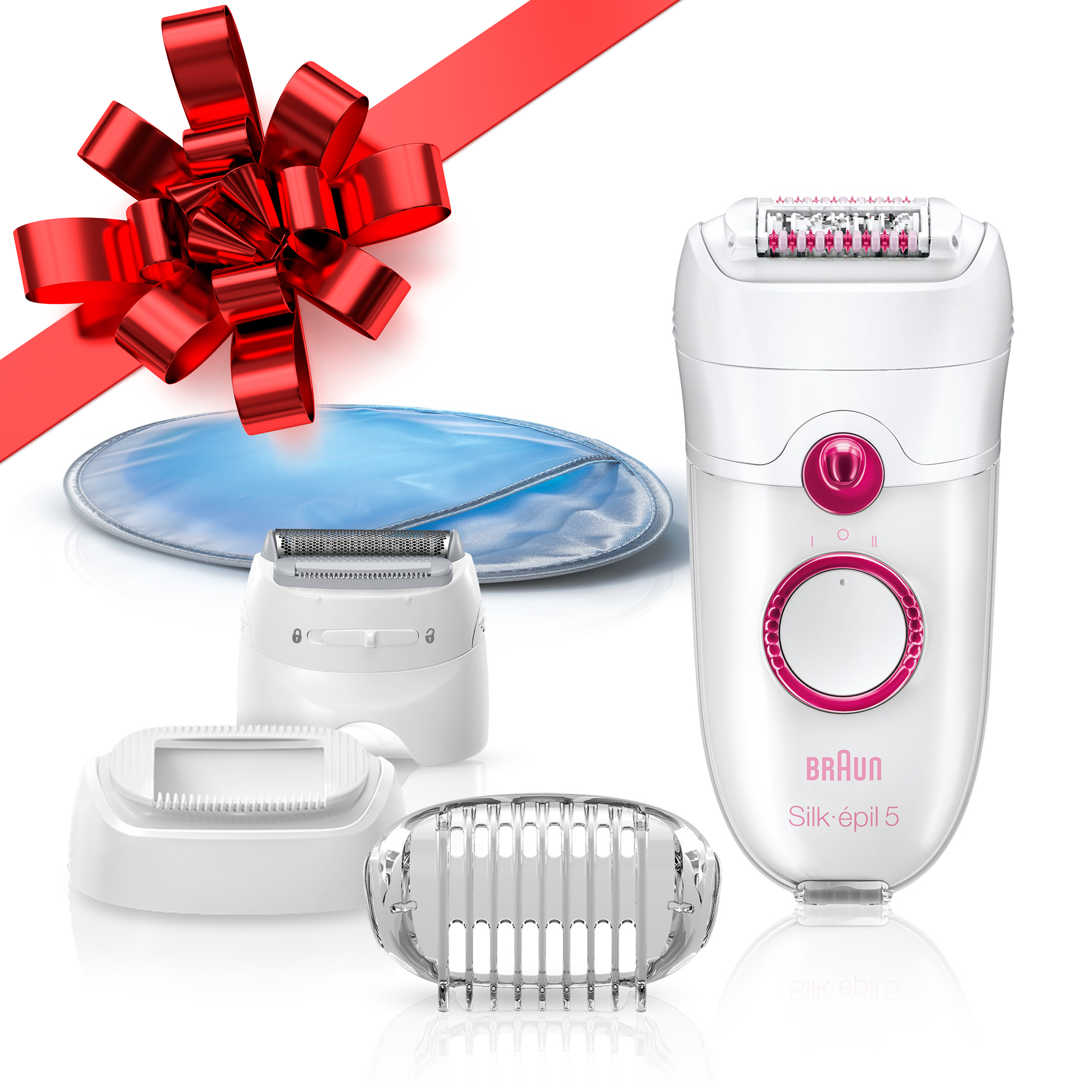Braun Silk-epil 5 Power 5280 Epilator ($17 in Rebates Available)