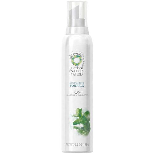 Herbal Essences Naked Volumizing Souffle, 6.8 OZ