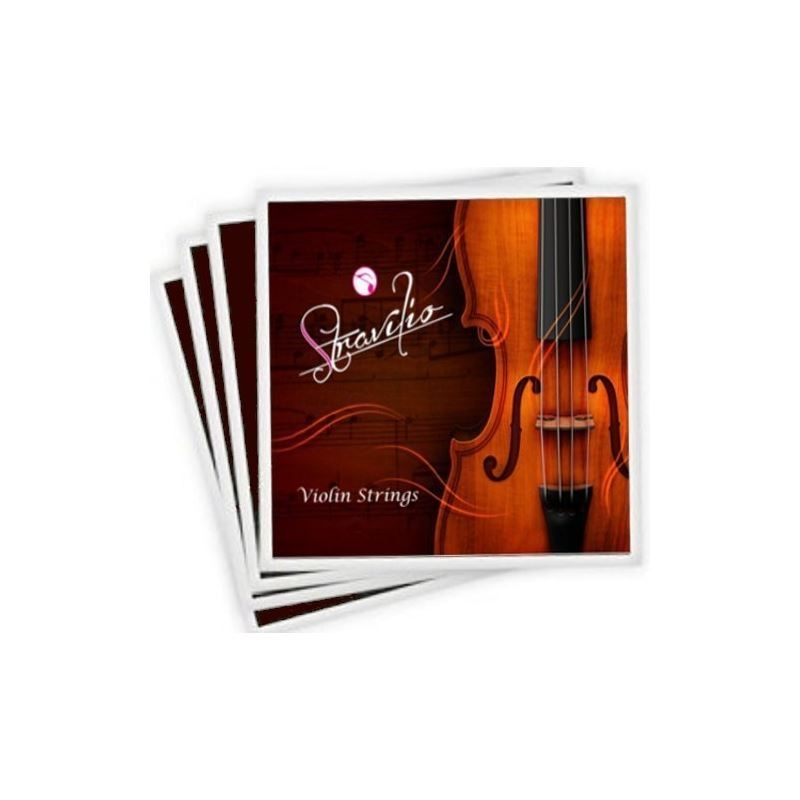 Full Set High Quality Violin Strings Size 4 4 3 4 Violin Strings, G D A E by