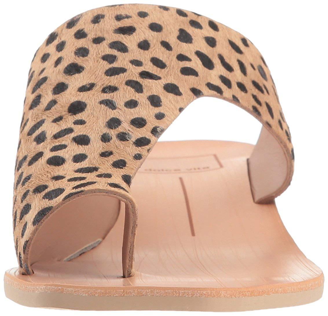 Dolce Vita Women's Hazle Slide Sandal, MultiColor, Size 8.5