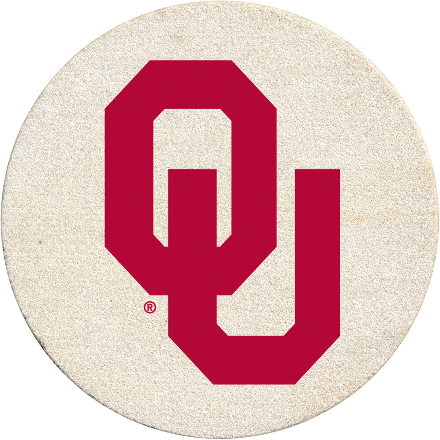 Thirstystone Drink Coaster Set, University of Oklahoma