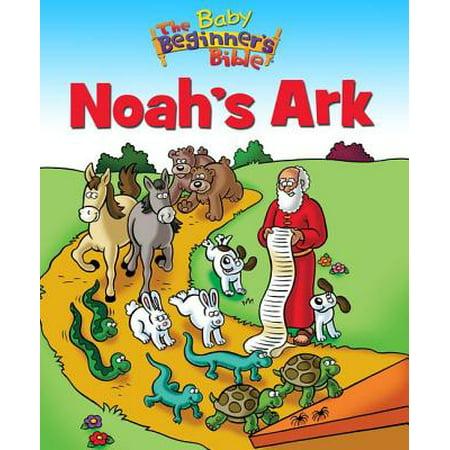 The Baby Beginner's Bible Noah's Ark (Board (Noah's Ark Baby)