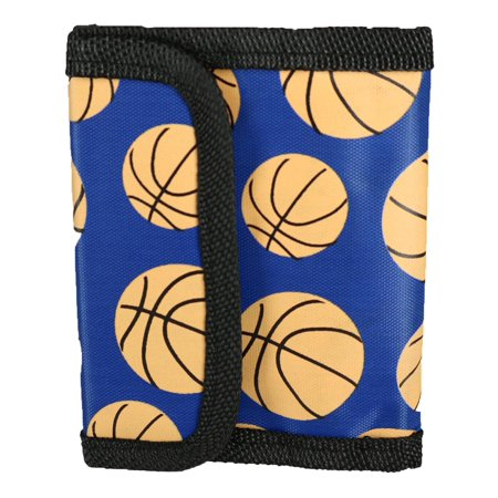 Kid's Sport Ball Print Trifold Wallet](Novelty Wallets)
