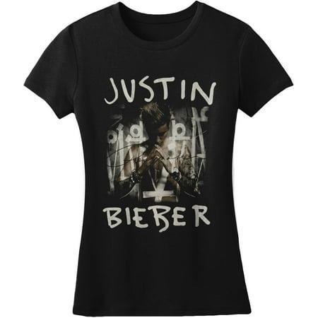 Justin Bieber  Purpose Girls Jr Black