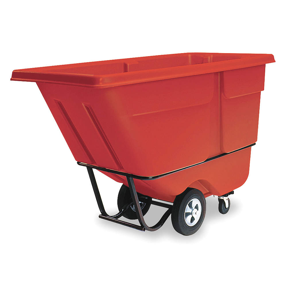 Rubbermaid Tilt Truck FG131500RED