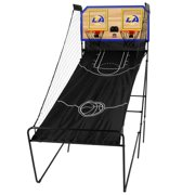 Los Angeles Rams Classic Court Double Shootout Basketball Game - No Size