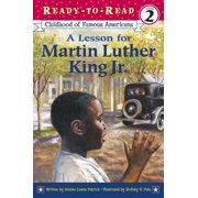 A Lesson for Martin Luther King Jr. - eBook
