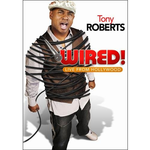 Tony Roberts: Wired! (Widescreen)