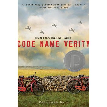 Code Name Verity (Code Names For Best Friends)
