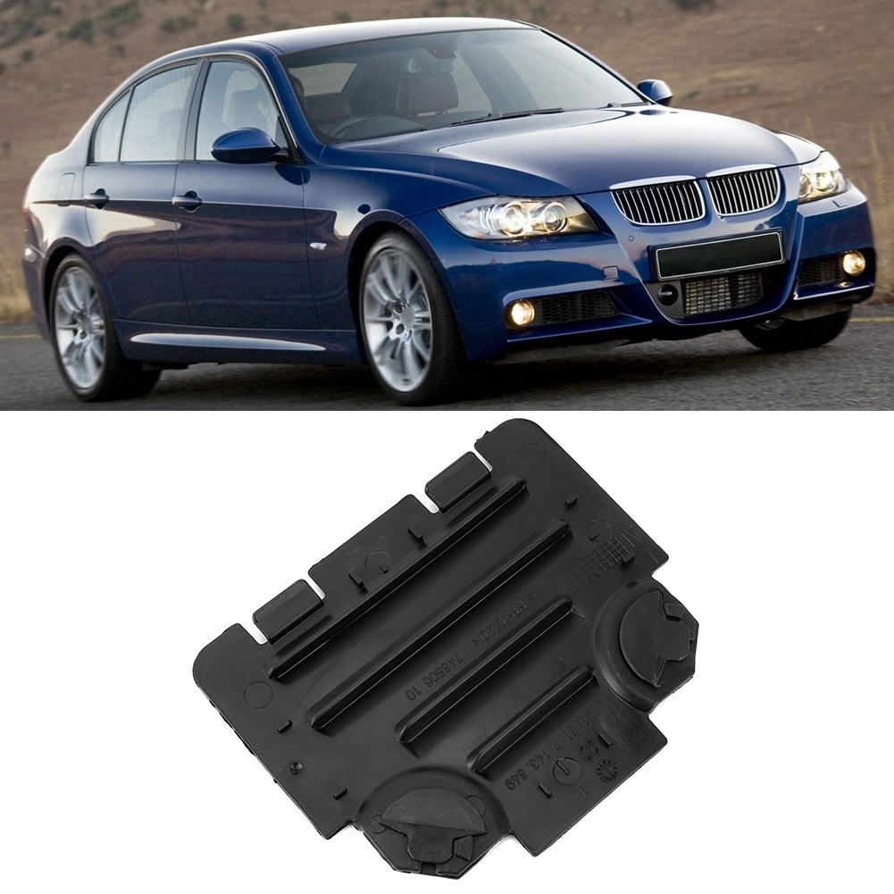Vent Cover Passenger Vent Access Headlight Cover 51717143849 Fit for E82 E88 E90 E91 M3 325i 330i 328i