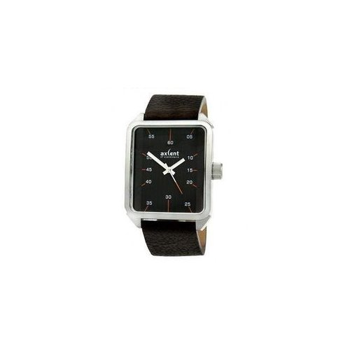 Axcent Graphic Men's Watch with Black Band