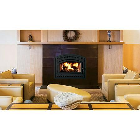 Superior Fireplaces EPA Traditional Phase II Wood Burning Fireplace- White